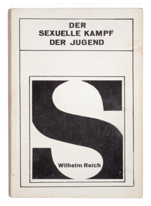 Book of Herbert Stattler's reserve shelf, a collection of sex education books and related literature since 1904.